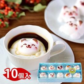 Latte ラテマシュマロ ラテマル 10個入り ギフト箱