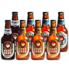 常陸野ネストビール 330ml 8本セット ひたちの クラフトビール 木内酒造
