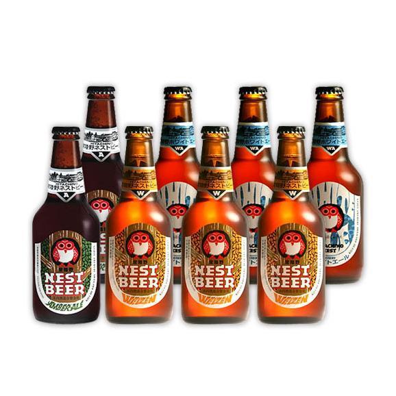 常陸野ネストビール 330ml 8本セット ひたちの クラフトビール 木内酒造01