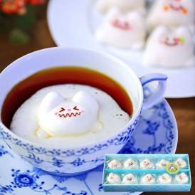 【まとめ買い】 ハロウィン Latte ラテ マシュマロ ラテマル 10個入り 【5箱セット】