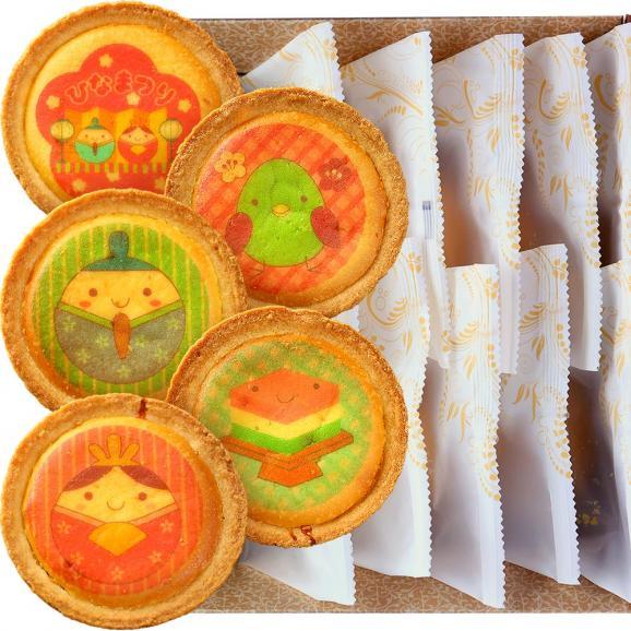ひなまつり チーズタルト 10個セット 化粧箱入り | ひな祭り 雛祭り お祝い 内祝い01
