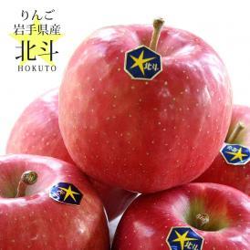 りんご 詰め合わせ 北斗 ほくと 約2kg 5~6玉入り 岩手県産 生産者限定 フルーツ ギフト くだもの 果物 林檎