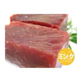 熟成一級赤身鯨肉(ブロック) 500g【ミンク鯨】