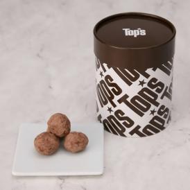 【Tops(トップス)洋菓子】HITOTSUGIボールズブラック ♪ご予約承り中です♪ 【冷凍配送品との同梱は致しかねます】