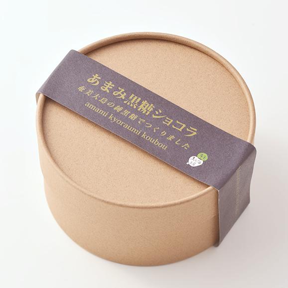 あまみ黒糖ショコラ【12個入り】03