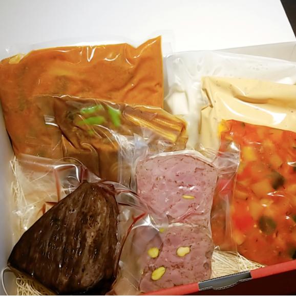 1日5食限定 レストラン アムール期間限定‼️ <Chef's Box シェフズボックス>  01