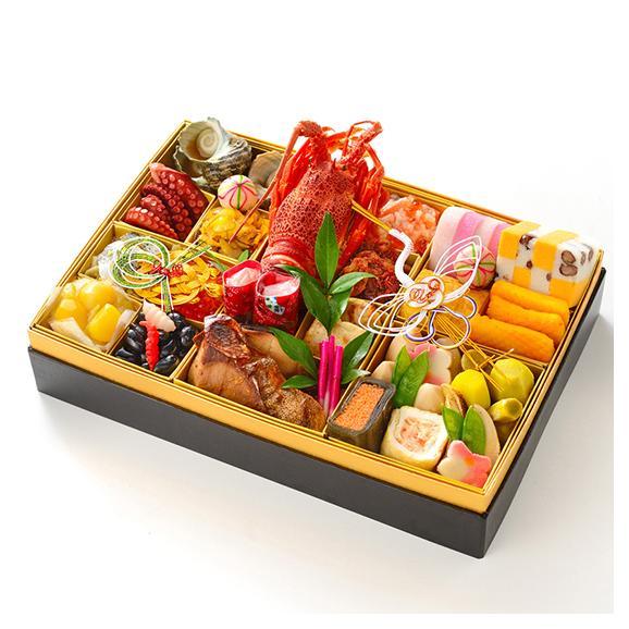 【生おせち】和食おせち一段重「豊楽」送料無料02