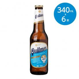 キルメスビール(クラフトビール・アルゼンチン・輸入・南米)340ml×6本【瓶】
