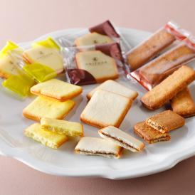 職人が吟味を重ね、発酵バターを使い、風味豊かに焼き上げています。