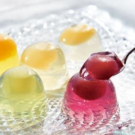 国産果実のフルーツジュレ[夏季限定] 15個入 【贈り物 内祝 ギフト 出産内祝 結婚御祝 贈答品 お中元 御中元】