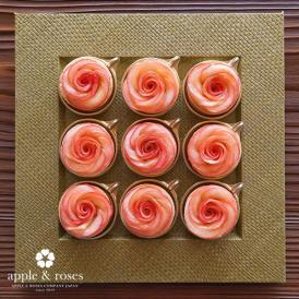 誕生日や記念日などのお祝い、お中元、お歳暮、お礼などの贈答用に人気のタルトです。