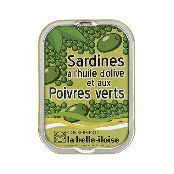 【la belle-iloise】 オイルサーディンシリーズ サーディンセット02
