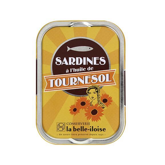 【la belle-iloise】 オイルサーディンシリーズ サーディンセット03