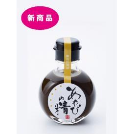 【新商品】あわびの精(醤油)100ml (0081)