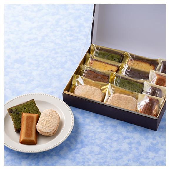 浅草ビューホテルメイド焼き菓子(12個入)01