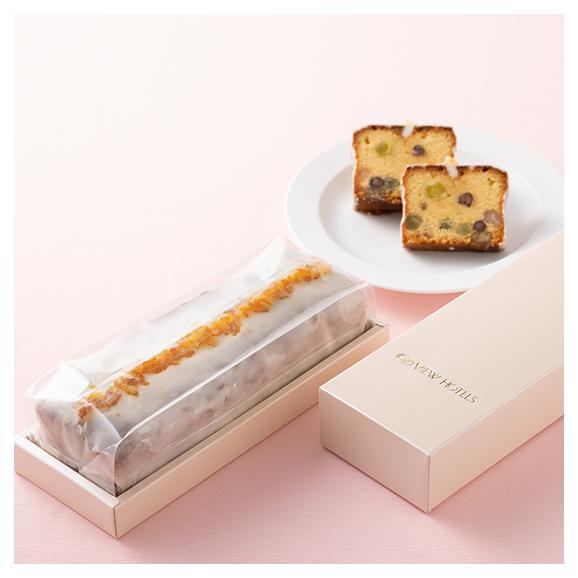 料理家 栗原心平さんコラボ商品!!甘納豆とオレンジのパウンドケーキ(1本入)02