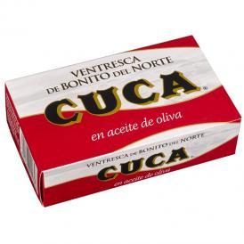 CUCA ツナトロのオリーブオイル漬け