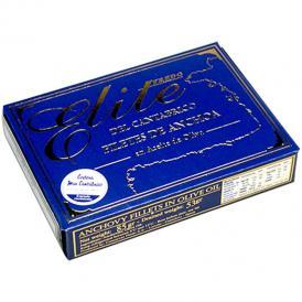 """""""エリテ"""" 世界一おいしいカンタブリアのカタクチイワシを使ったアンチョビ 85g"""