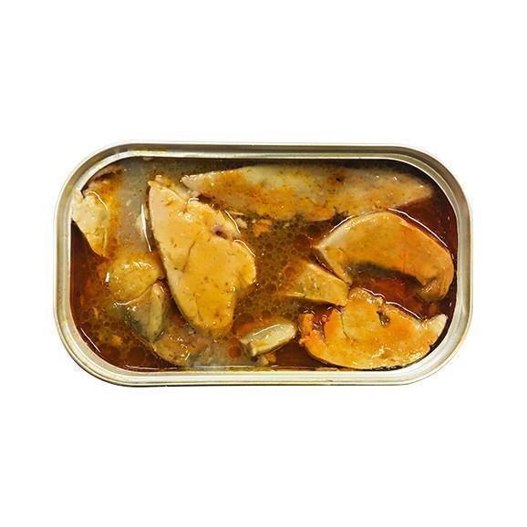 スペイン産あんこう肝の缶詰02