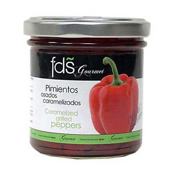 スペイン産赤ピーマンのキャラメルソース煮01