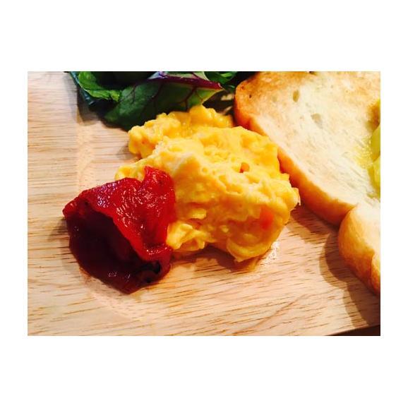 スペイン産赤ピーマンのキャラメルソース煮03