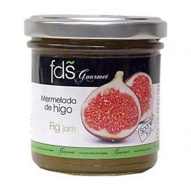 南スペイン・トレドで育ったいちじくを、お砂糖だけで煮詰めたフレッシュなジャム。