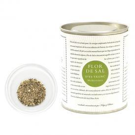 良質なハーブがふんだんに使われている非常に香り高い塩。マヨルカ島の伝統製法で作られています。