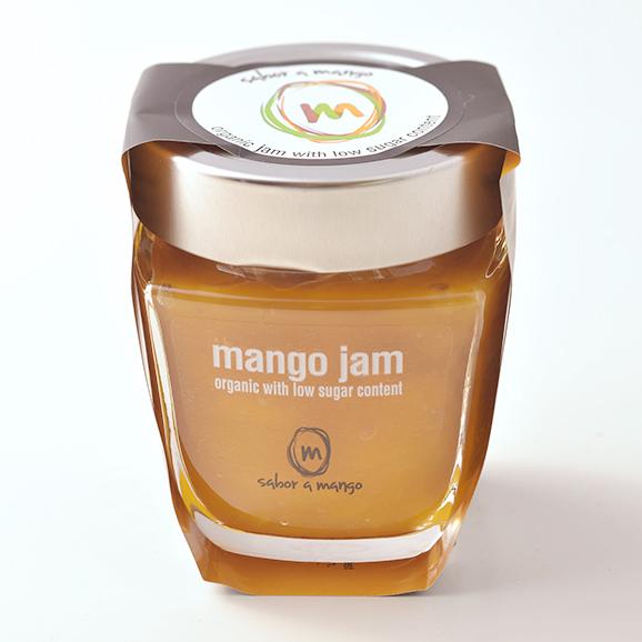スペイン産 最高級マンゴージャム[Sabor a Mango]