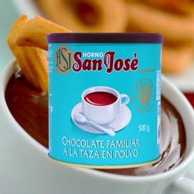 スペイン製 ホットチョコレート 500g缶