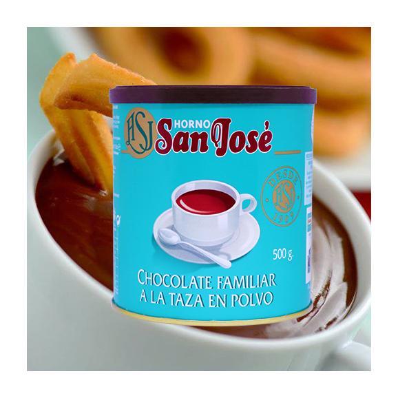 スペイン製 ホットチョコレート 500g缶01