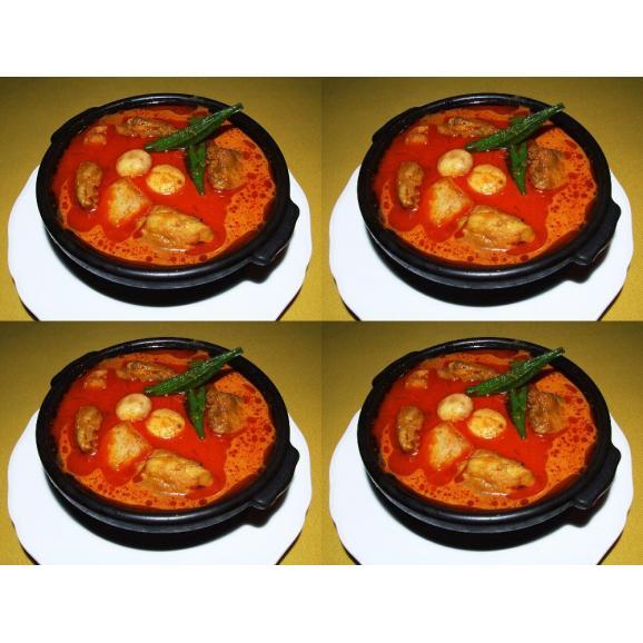 【お店の味をそのまま お届け!】 1日に3セットのみ! 東京・池袋のレストラン『BAROSSA(バロッサ)』のチキンカレー01