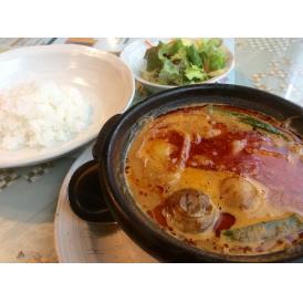 東京・池袋のレストラン『バロッサ』のカレーペースト