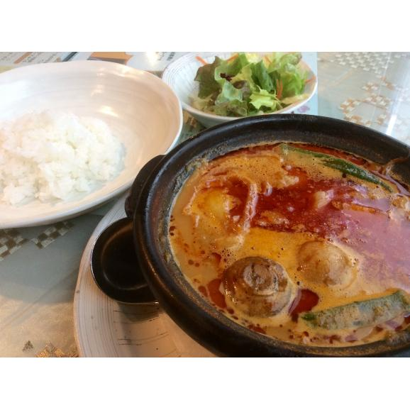 東京・池袋のレストラン『バロッサ』のカレーペースト (調理して味わうカレーのルーです)01