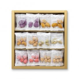 食間のお菓子やお酒に合うナッツたちを詰め合わせたBeansNutsの定番セット。
