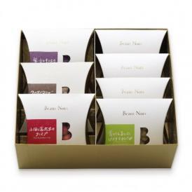 色彩豊かな小箱を7種詰め合わせたセットギフト。