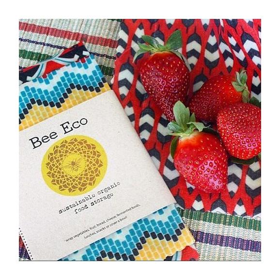 Bee Eco Wrap 【3枚セット】02