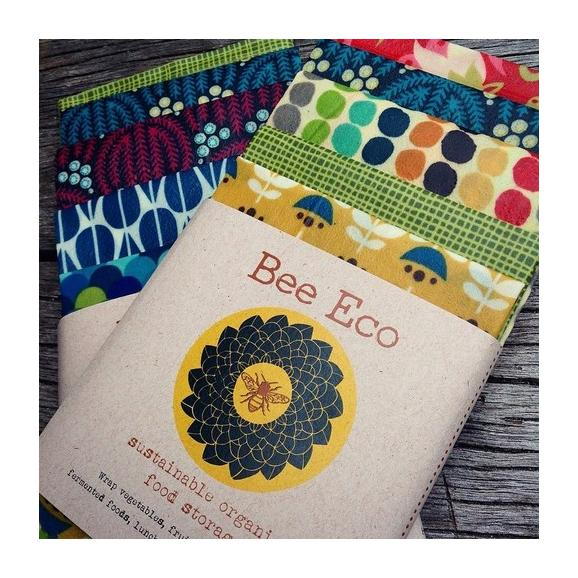 Bee Eco Wrap 【5枚セット】02