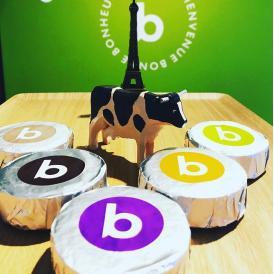 パリで人気の高級バター&チーズメゾン beillevaire(ベイユヴェール) サンド・オ・ブール6個詰め合わせ
