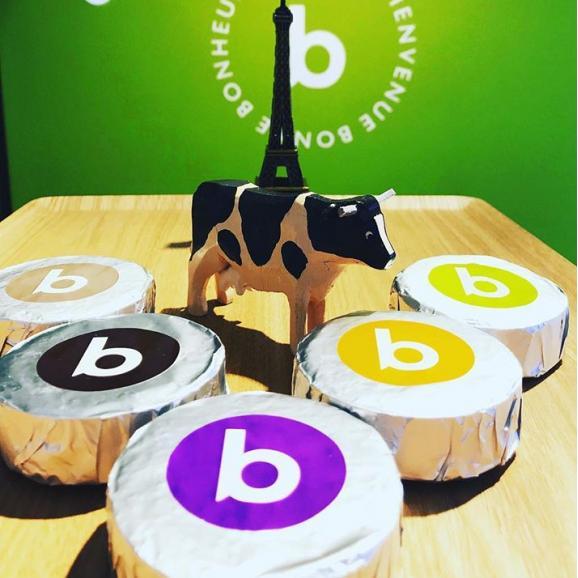 2020.11.05 本日よりパッケージリニューアルデザインで販売をスタート!!パリで人気の高級バター&チーズメゾン beillevaire(ベイユヴェール) サンド・オ・ブール6個詰め合わせ01