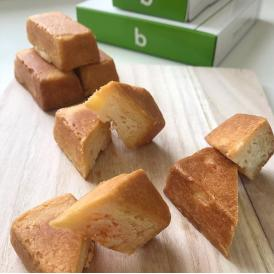 パリで人気の高級バター&チーズメゾン beillevaire(ベイユヴェール) タルト・オ・フロマージュ12P