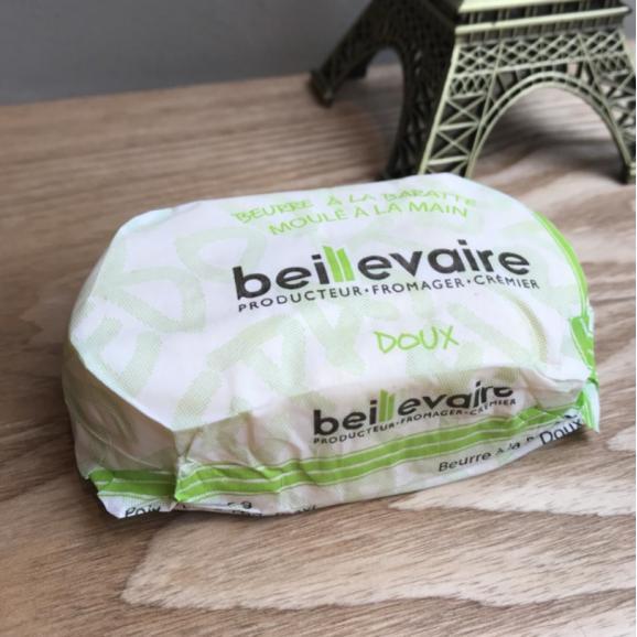 ベイユヴェール  beillevaire 発酵バター125g 食塩不使用01