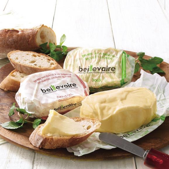ベイユヴェール  beillevaire 発酵バター125g 食塩不使用04