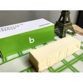 パリで人気の高級バター&チーズメゾン beillevaire(ベイユヴェール) ガトー・フロマージュ・ミ・キュイ・ハーフサイズ