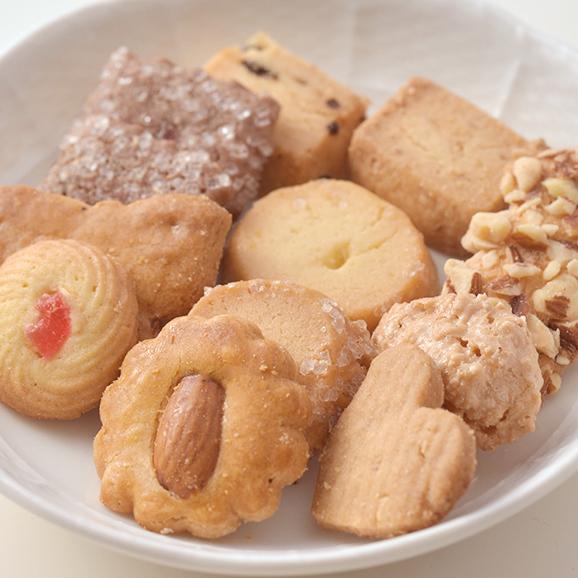 クッキー詰合せ缶入り 小01