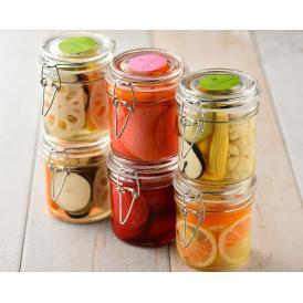 釜津田特製 有機野菜の赤いピクルス