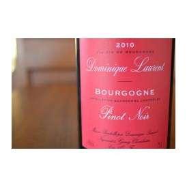 Dominique Laurent/BOURGOGNE Pinot Noir/ 2010