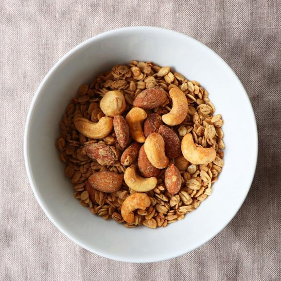 All Nuts 180g オーガニック グラノーラ 糖質オフ グルテンフリー ノンシュガー02