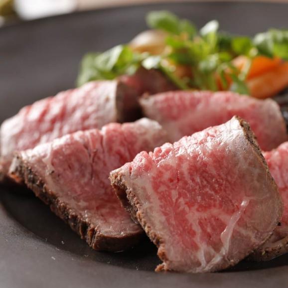 奥出雲和牛のプレミアムローストビーフ2種食べ比べ02
