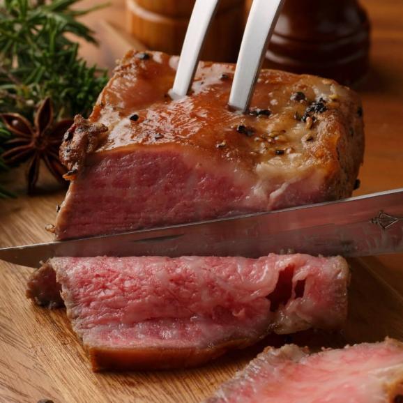奥出雲和牛のプレミアムローストビーフ2種食べ比べ03