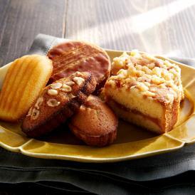 人気の焼き菓子に秋冬限定の焼き菓子をを詰め合わせた、アソートです。